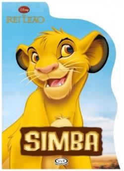Simba - Livro Recortado