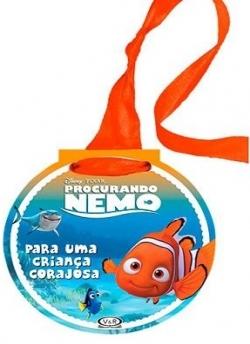 Procurando Nemo: Para uma Criança Corajosa