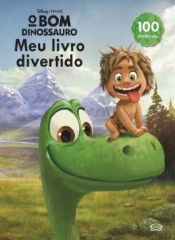 O Bom Dinossauro - Meu Livro Divertido