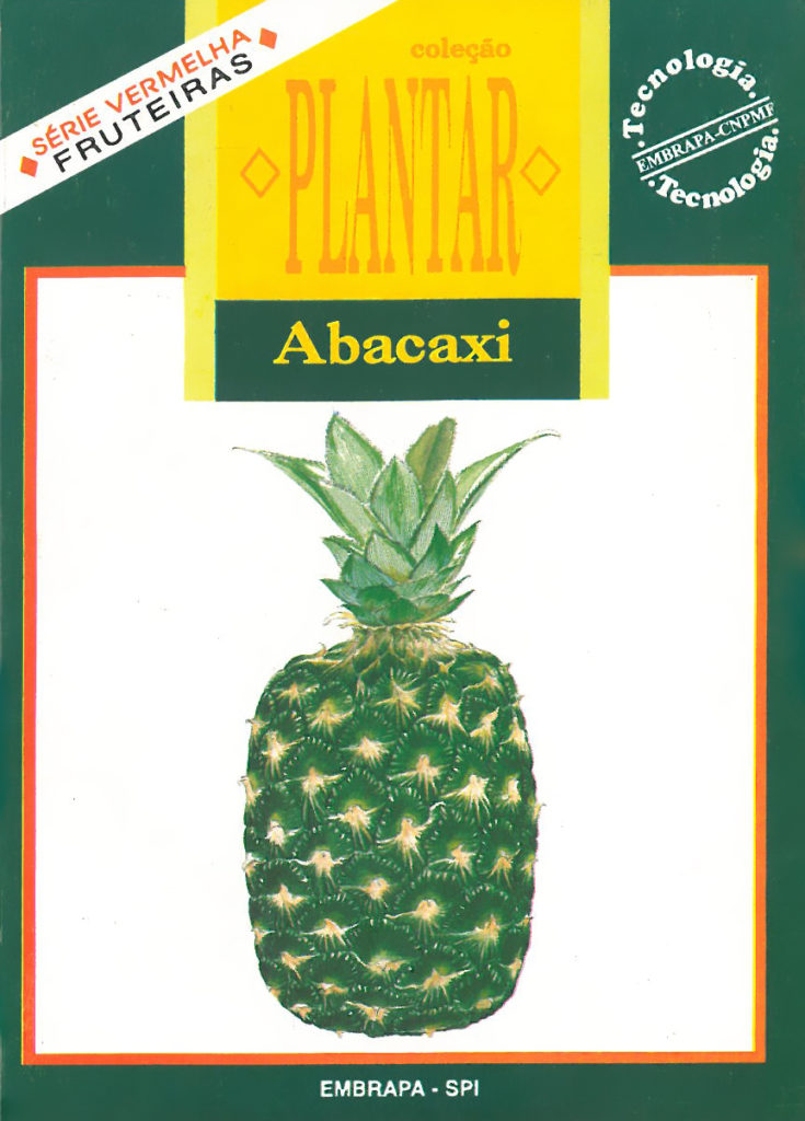 Abacaxi - Coleção para Plantar-0