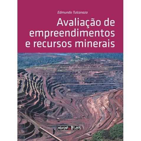 Avaliação de empreendimentos e recursos minerais-0