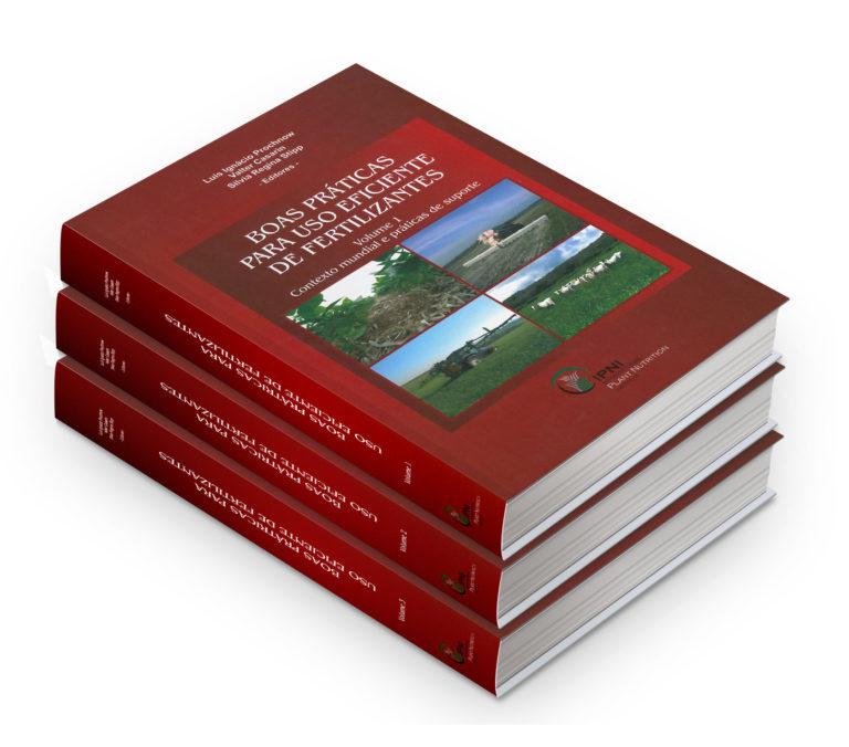 Coleção: Boas Práticas para uso Eficiente de Fertilizantes Vol.1,2 e 3-0