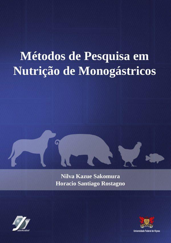 Métodos de Pesquisa em Nutrição de Monogástricos 2ª Edição-0