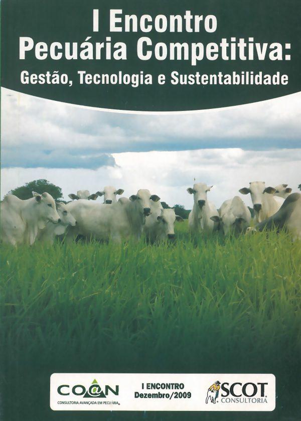 I ENCONTRO PECUÁRIA COMPETITIVA: GESTÃO, TECNOLOGIA E SUSTENTABILIDADE-0