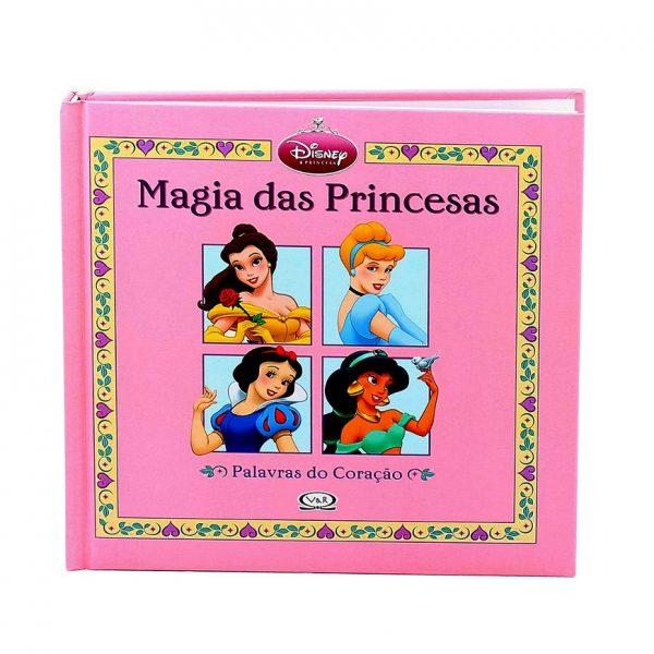 A Magia das Princesas - Palavras do Coração-0