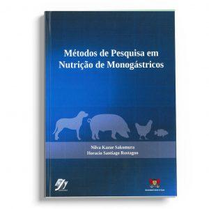 Métodos de Pesquisa em Nutrição de Monogástricos 2ª Edição