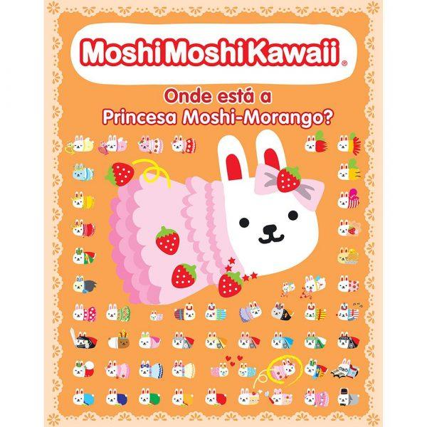 Moshi Moshi Kawaii - Onde está a princesa Moshi-Morango?-0