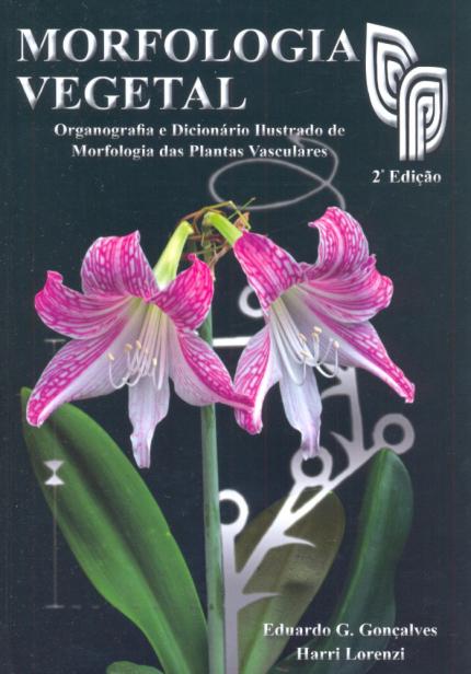 Morfologia Vegetal 2ª Edição Harri Lorenzi