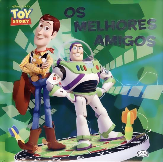 Os Melhores Amigos - Toy Story-0