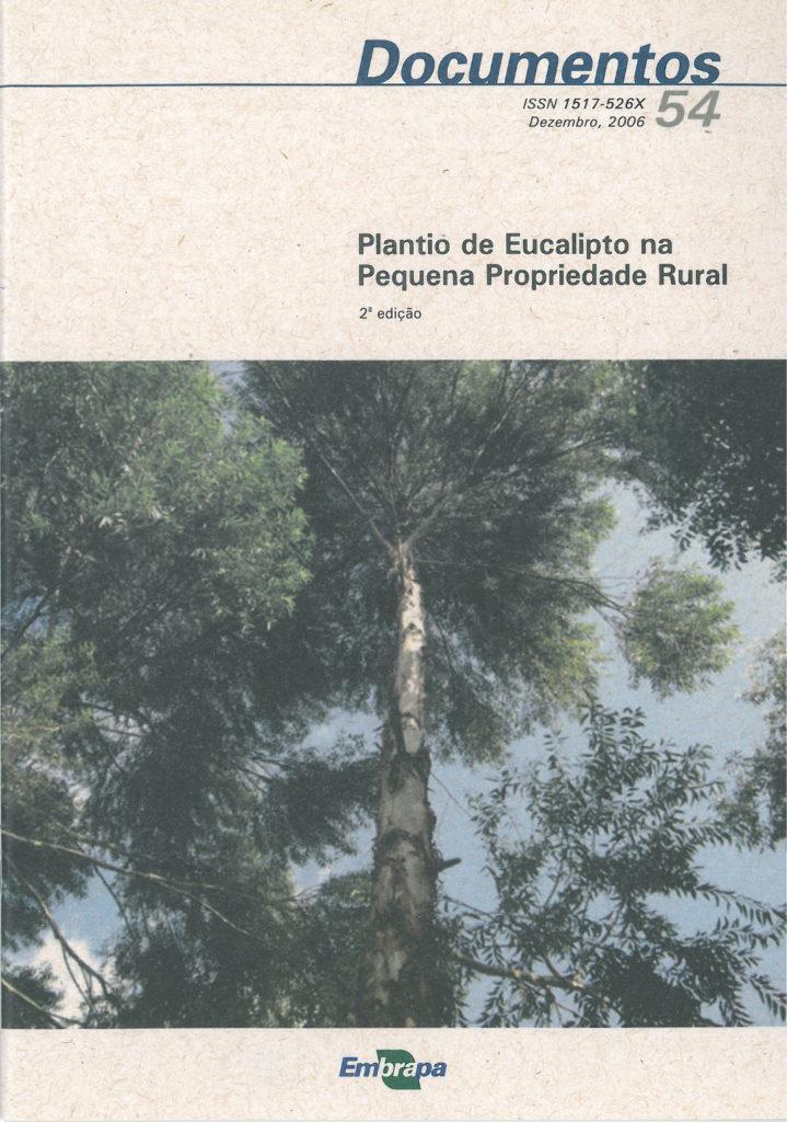 Plantio de Eucalipto na Pequena Propriedade Rural 2ª edição-0