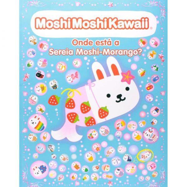 MoshiMoshi Kawaii - Onde está a sereia Moshi-Morango?-0