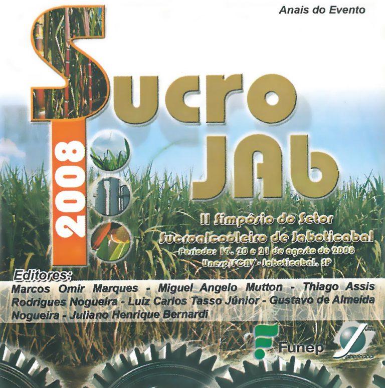 CD - Anais do II Simpósio do Setor Sucroalcooleiro de Jaboticabal-0