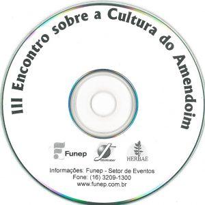 CD - III Encontro Sobre a Cultura do Amendoim-2431