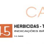 Manual 45: Herbicidas - Tomate: Indicações básicas-0
