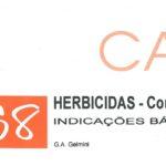 Manual 68: Herbicidas - Couve-flor: Indicações básicas-0