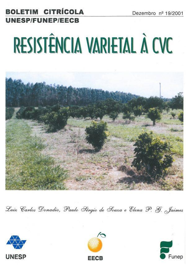 Resistência Varietal à CVC-0